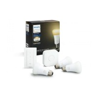 Základní sada Philips HUE WHITE AMBIANCE 3xE27/9,5W/230V