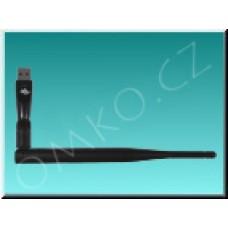 WiFi Dongle s 5 dBi anténou pro AB Cryptobox 7XX/6XX/5XX/4XX