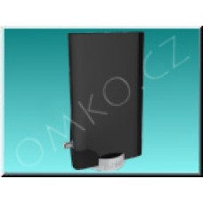 Anténa Funke DSC550, filtr LTE, 16dB, černá