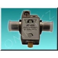 Útlumový člen TsT AT-020, 5-20dB, regulovatelný