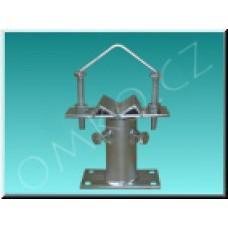 Stožárový držák otočný+výsuvný 11 - 16cm pro stožár 60mm
