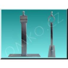Stožárový držák odsazený 25cm, vertikální