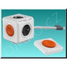 PowerCube Extended Remote set, dálkově ovládaný set