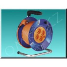 Prodlužovací kabel EMOS E-058 na bubnu, 20m, 230V, 4 zásuvky
