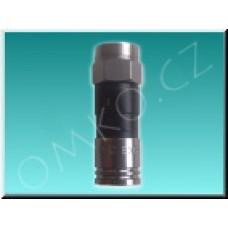 Konektor F 7mm - PPC EX6-51/83 F kompresní