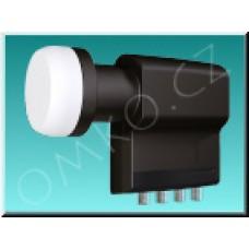LNB konvertor Inverto Black Premium Quattro