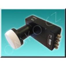 LNB konvertor Inverto Black Ultra Quad 0,2dB