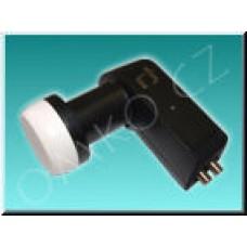LNB konvertor Inverto Black Ultra Twin 0,2dB