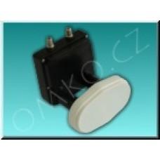 LNB konvertor Inverto Black Pro monoblok TWIN 4,3° 0,2dB