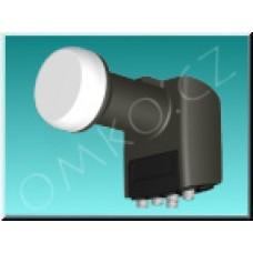 LNB konvertor Inverto Quad + TV 0,2dB