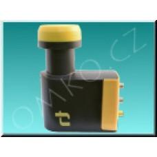 LNB konvertor Inverto Black Quad Unicable