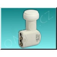 Opticum Orton twin LNB LTP-04H 0,1dB