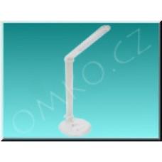 LED stolní lampa Solight WO31W, bílá, 8W, 450lm, 5300K, dotyková
