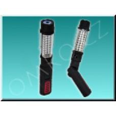 LED svítilna multifunkční Solight WM09, 70lm, černá