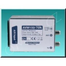 Modulátor LEM AVM150-75N VHF/UHF