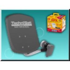 TechniSat DigiDish 45 - šedá barva