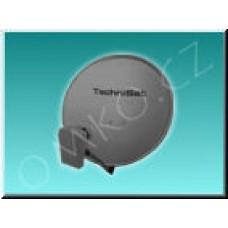 Parabola TechniSat 55cm + monoblok twin 4,3°