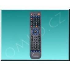 Dálkové ovládání GENERAL PLUS-TV bez konfigurace