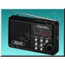 Rádio Sencor SRD 215 B, černé