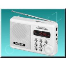 Rádio Sencor SRD 215 W, bílé