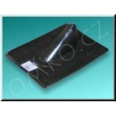 Plastová střešní taška Schwaiger KDH 42, černá