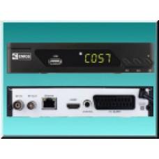 Emos EM 170 HD, DVB-T2
