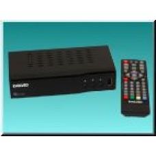 Evolveo DELTA HD, duální HD DVB-T rekordér, černý