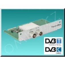 Dvojitý tuner DVB-C/DVB-T pro přijímač TechniSat STC